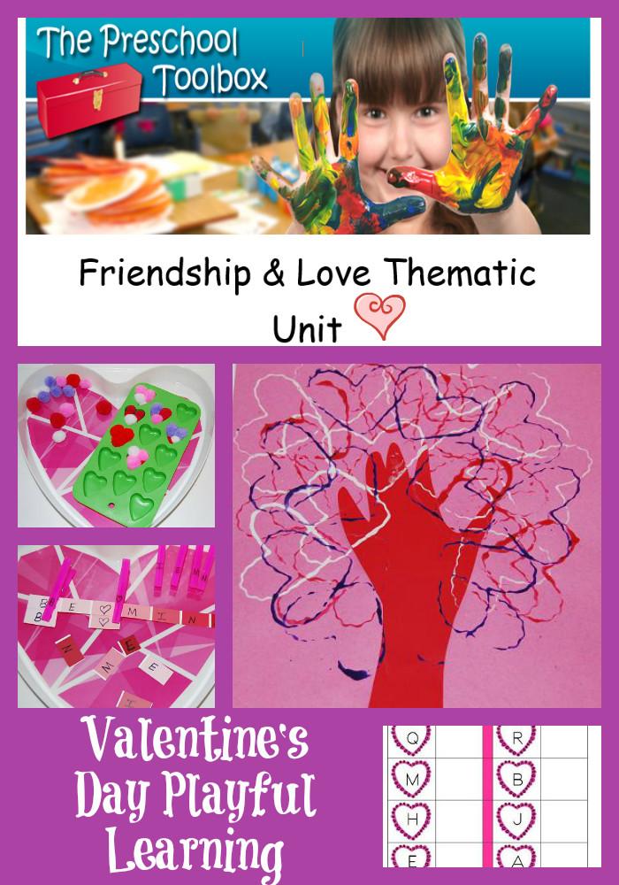 Valentine Craft Preschoolers  Valentine's Day Crafts and Activities for Preschoolers