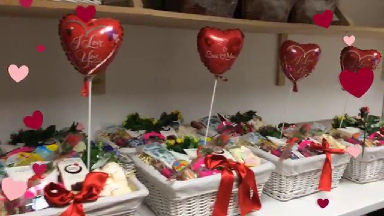 Valentine Day Gift Basket Ideas  Valentines Day 2016 Gift Basket Ideas
