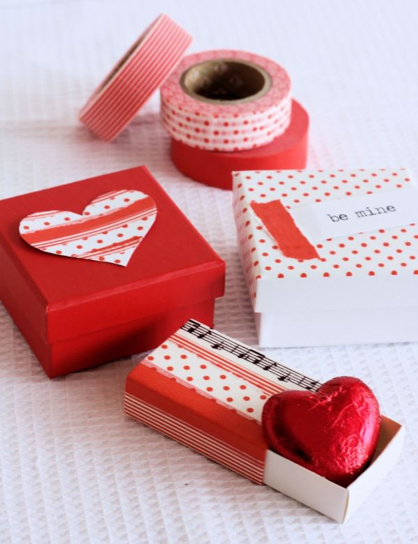 Valentine Day Gift Box Ideas  11 Sweet Gift Wrapping Ideas For Valentine s Day
