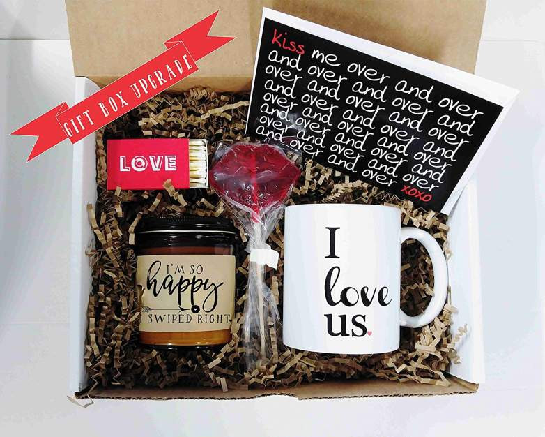 Valentine Day Gift Box Ideas  Top 50 Best Valentine's Day Gift Ideas 2018