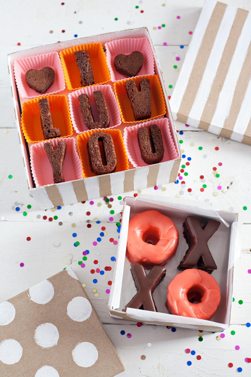 Valentine Day Gift Box Ideas  Homemade Valentine s Day Treat Boxes A Beautiful Mess
