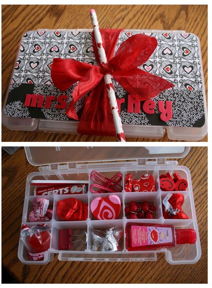 Valentine Day Gift Ideas For Best Friend  Best 25 Valentine ts for teachers ideas on Pinterest