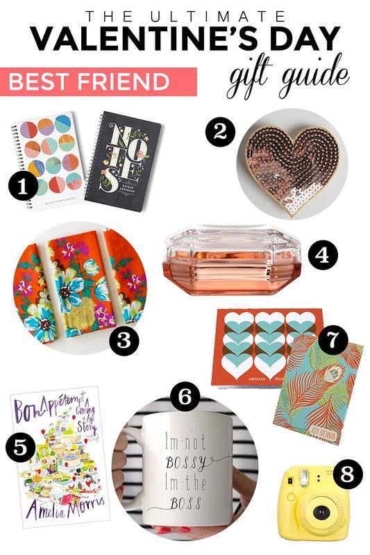 Valentine Day Gift Ideas For Best Friend  Valentine s Day Gift Guide for your Best Friend
