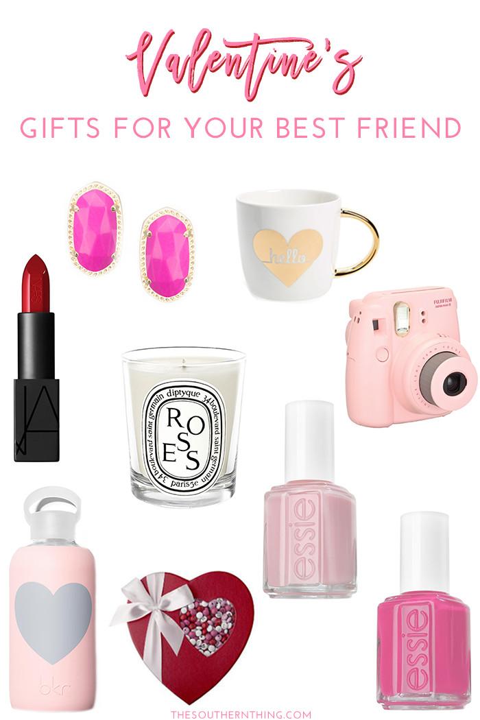 Valentine Day Gift Ideas For Best Friend  Valentine s Gifts For Your Best Friend The Southern Thing