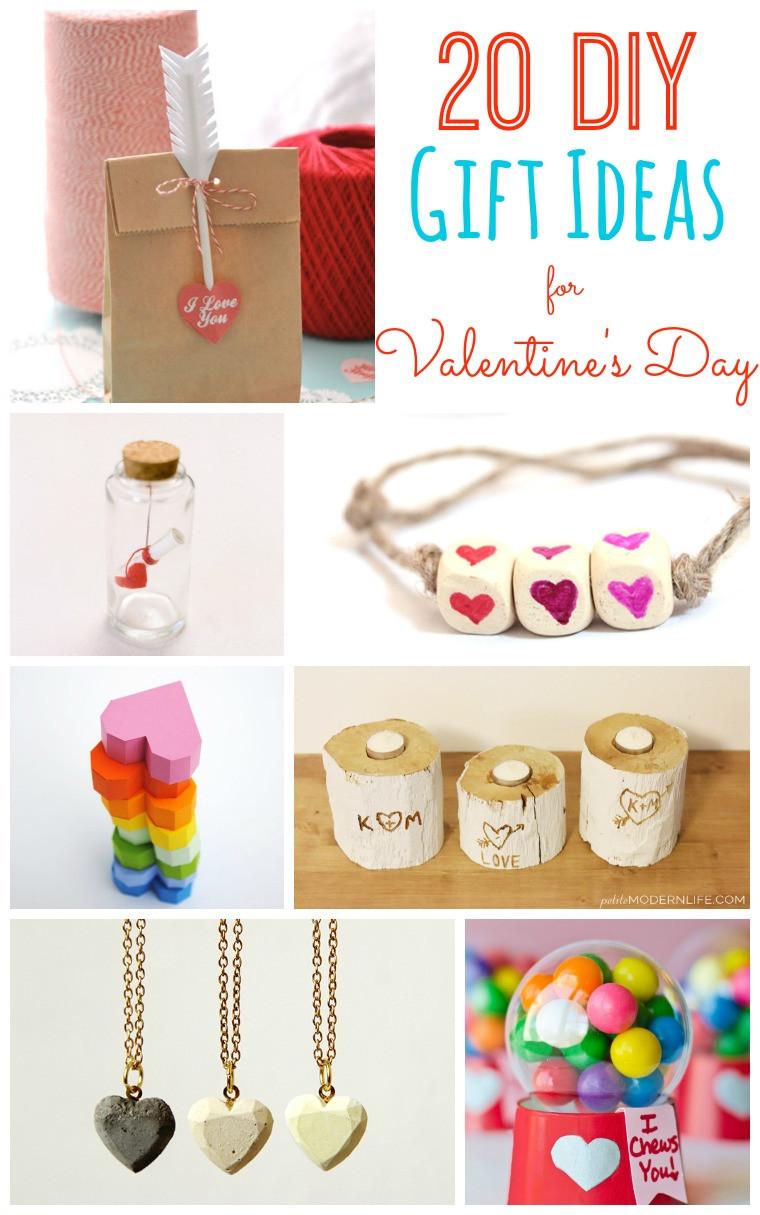 Valentine Day Gift Ideas For Best Friend  20 DIY Valentine s Day Gift Ideas Tatertots and Jello