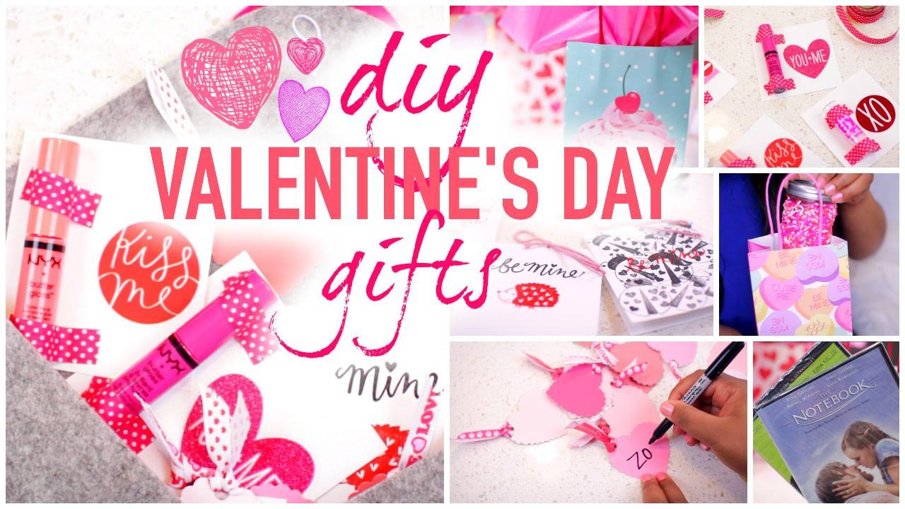 Valentine Day Gift Ideas For Best Friend  DIY Valentine s Day Gift Ideas Very Cheap Fast & Cute
