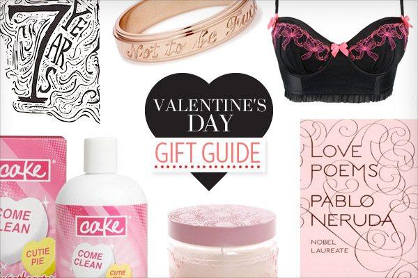 Valentine Day Gift Ideas For Best Friend  Valentine s Day Gift Guide 21 stylish ideas for your best