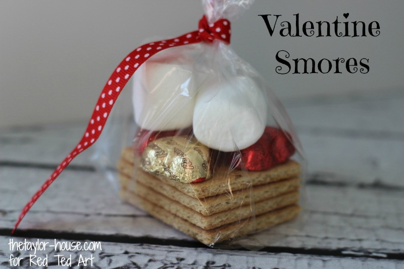 Valentine Gift Ideas For Child  Valentines Gift ideas for kids 2 Red Ted Art s Blog