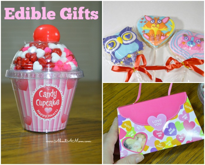 Valentine Gift Ideas For Child  Some Sweet Valentine s Day Gift Ideas for Kids About A Mom