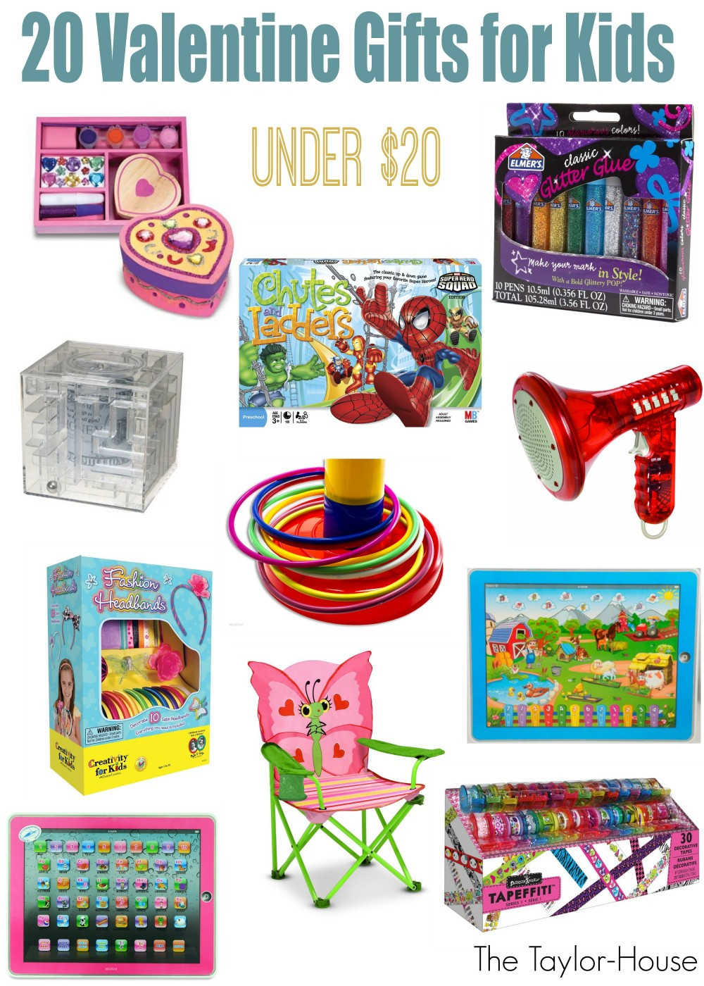 Valentine Gift Ideas For Child  Valentine Gift Ideas for Kids