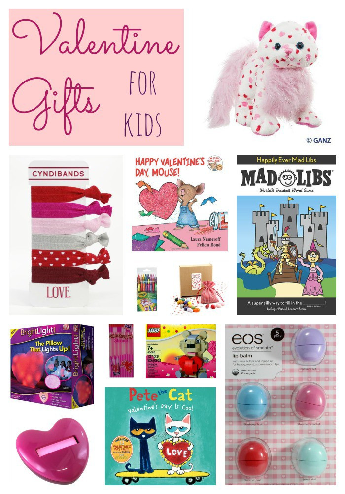Valentine Gift Ideas For Child  Valentines Scavenger Hunt for Kids & Fun Gift Ideas