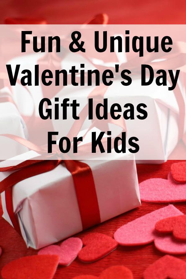 Valentine Gift Ideas For Child  Fun & Unique Valentine s Day Gift Ideas for Kids