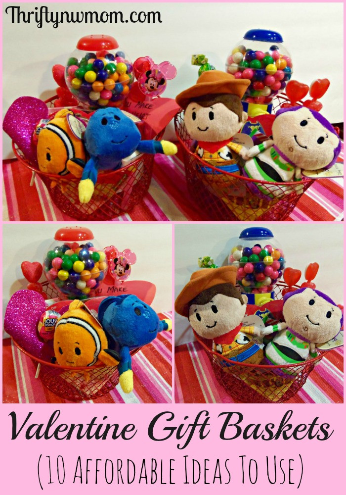 Valentine Gift Ideas For Child  Valentine Day Gift Baskets 10 Affordable Ideas For Kids
