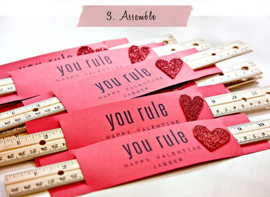 Valentine Gift Ideas For Child  DIY and Printable Valentines