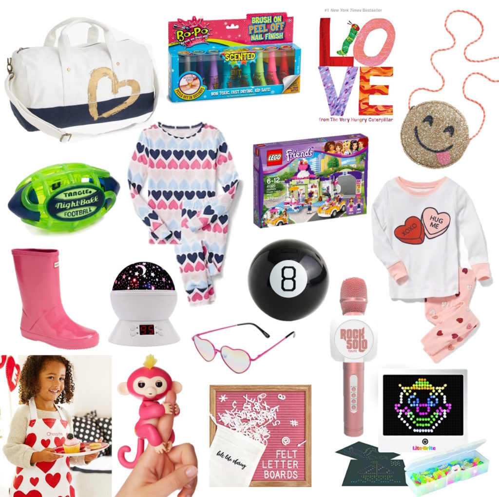 Valentine Gift Ideas For Child  House of Hargrove A Country Couture Home