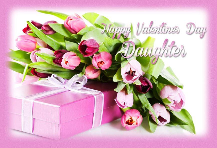 Valentine Gift Ideas For Daughter  Happy Valentine s Day Daughter