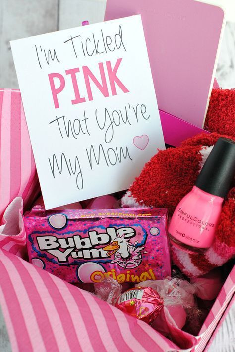 Valentine Gift Ideas For Daughter  PINK Mothers Day Gift Ideas s and