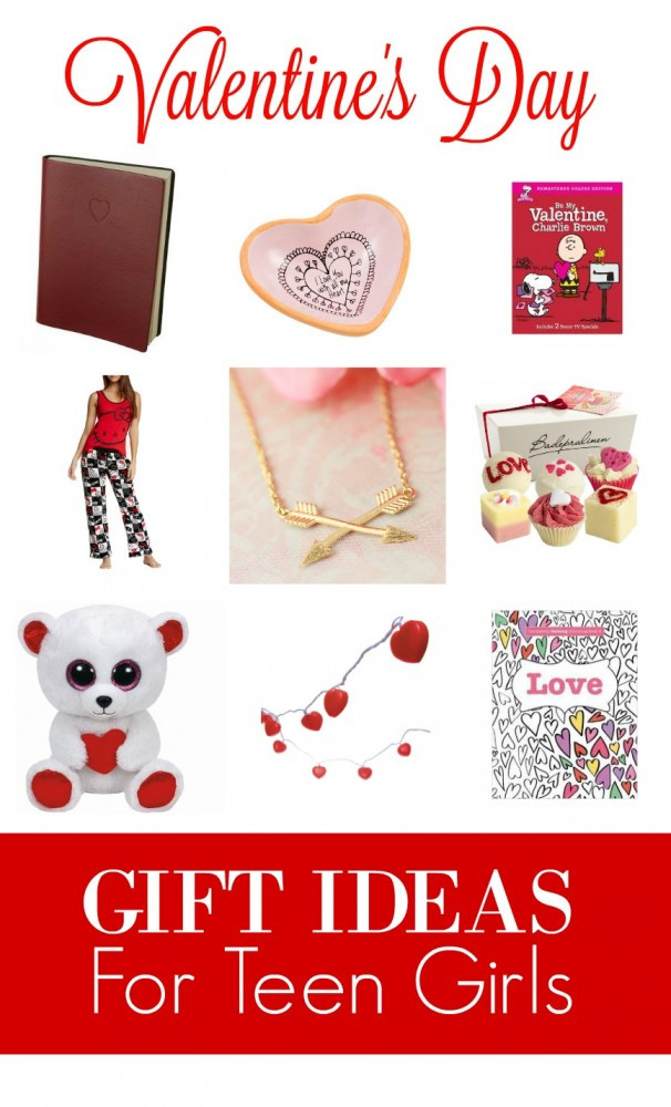 Valentine Gift Ideas For Daughter  Valentine s Day Gift Ideas for Girls Beyond Chocolate And