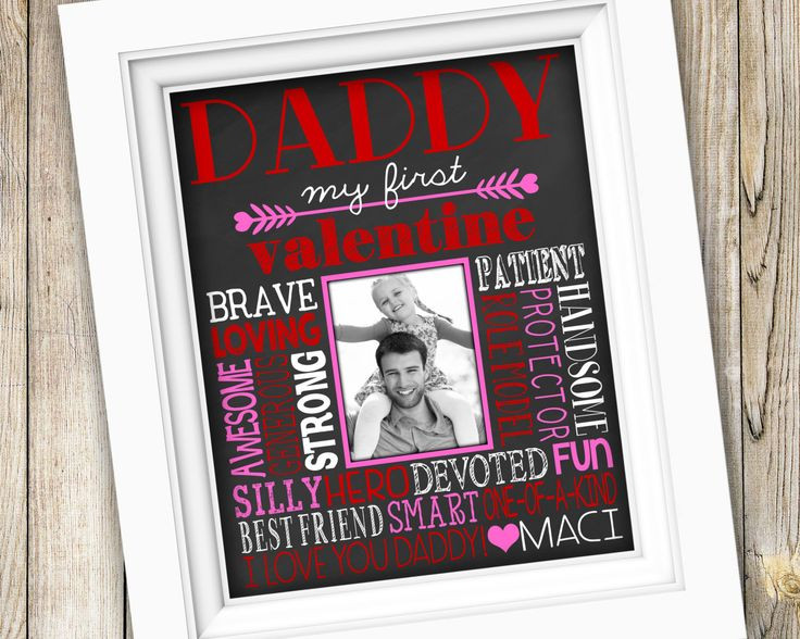 Valentine Gift Ideas For Daughter  1000 ideas about Gifts For Daddy on Pinterest