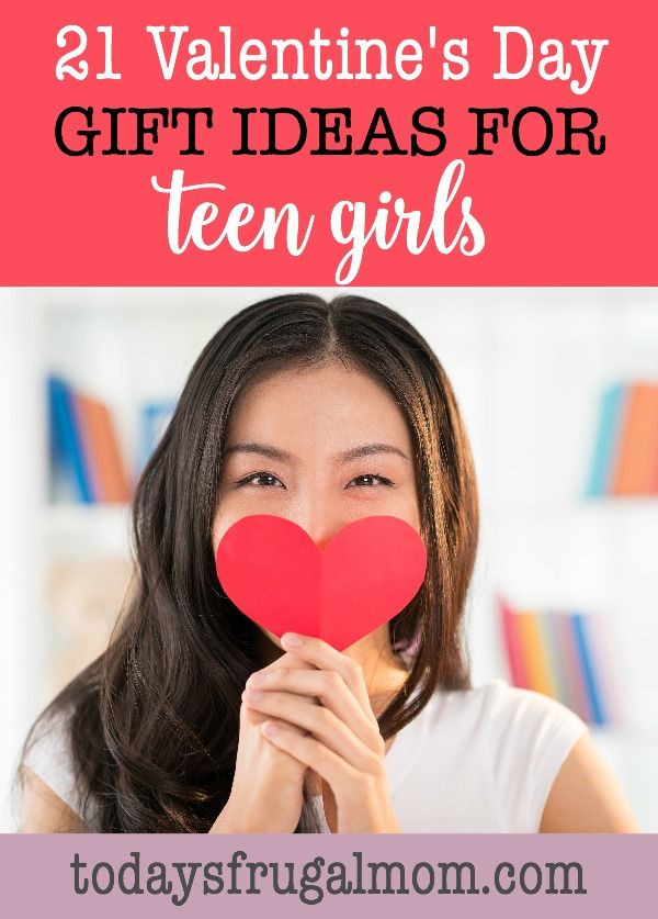 Valentine Gift Ideas For Daughter  21 Valentine s Day Gift Ideas for Teen Girls
