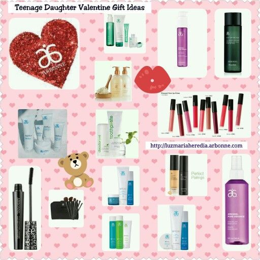 Valentine Gift Ideas For Daughter  1000 images about Arbonne Care Package Ideas on Pinterest