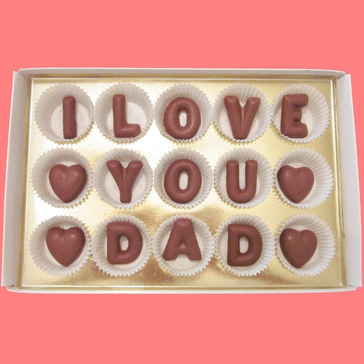 Valentine Gift Ideas For Daughter  Valentines Day Gift for Dad from Daughter Fun Gift Idea Gift