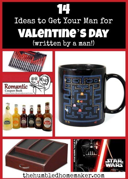 Valentine Guy Gift Ideas  14 Valentine s Day Gift Ideas for Men