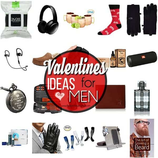 Valentine Guy Gift Ideas  Valentines Gifts for your Husband or the Man in Your Life