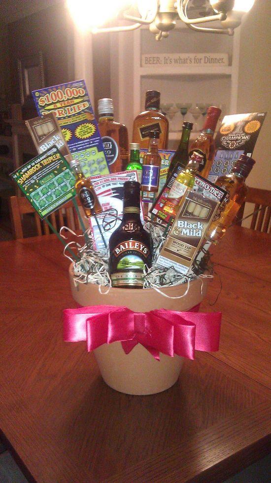 Valentine Guy Gift Ideas  17 Best ideas about Men Gift Baskets on Pinterest