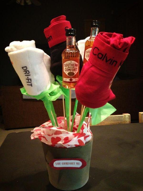 Valentine Guy Gift Ideas  DIY Valentine's Day Gifts For Him – cicihot