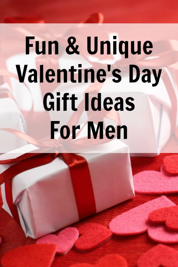 Valentine'S Day Creative Gift Ideas  Unique Valentine Gift Ideas for Men