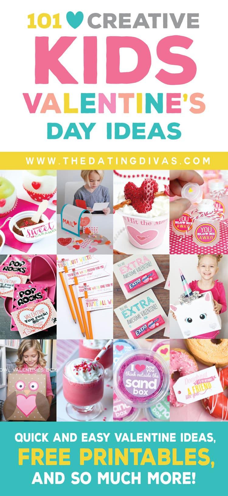 Valentine'S Day Creative Gift Ideas  100 Kids Valentine s Day Ideas Treats Gifts & More