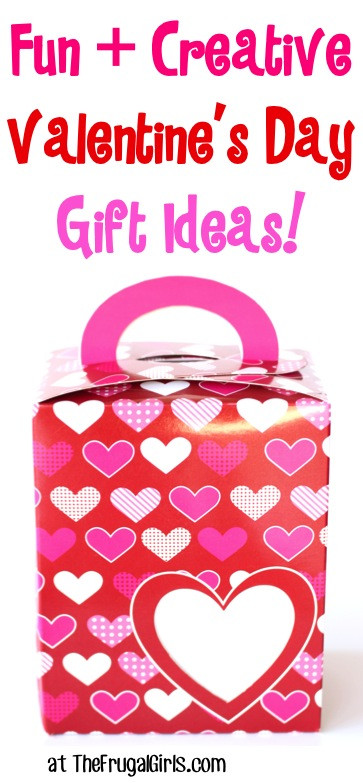 Valentine'S Day Creative Gift Ideas  32 Valentine s Day Crafts Fun and Romantic The Frugal