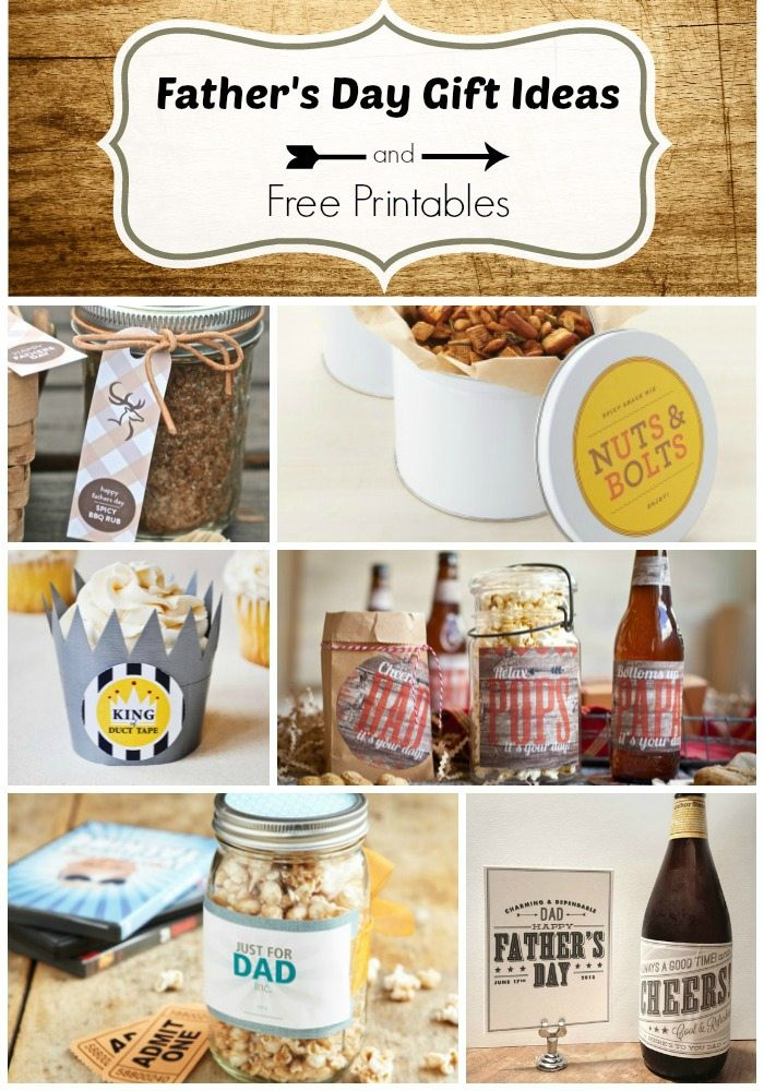 Valentine'S Day Creative Gift Ideas  Father s Day Gift Ideas and Free Printables Taryn Whiteaker