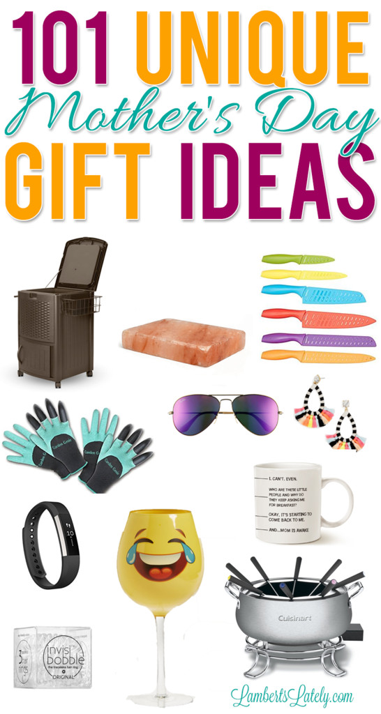 Valentine'S Day Creative Gift Ideas  101 Unique Mother s Day Gift Ideas