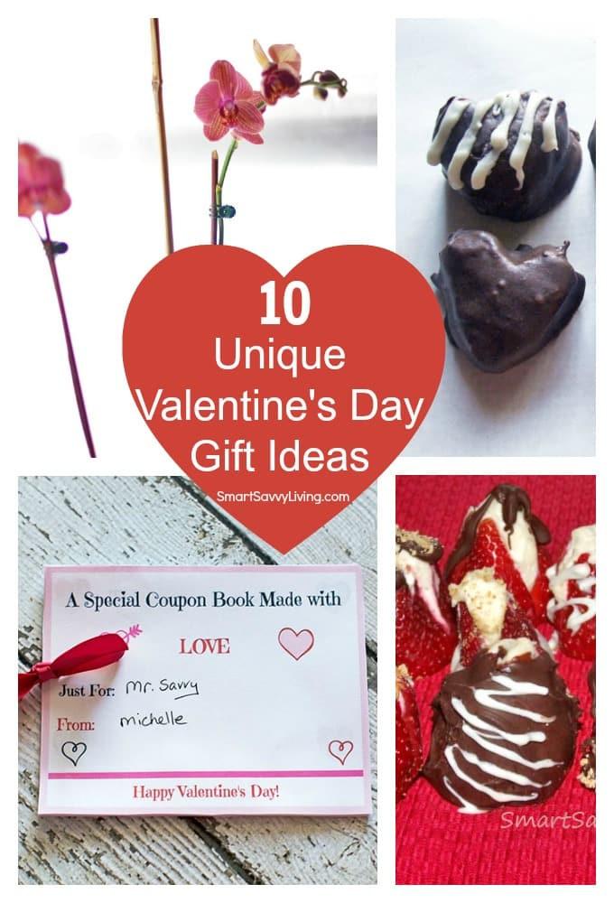 Valentine'S Day Creative Gift Ideas  10 Unique Valentine s Day Gift Ideas