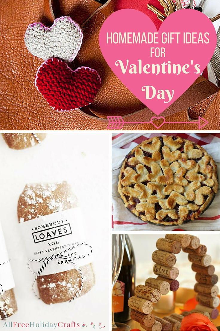 Valentine'S Day Creative Gift Ideas  40 Homemade Gift Ideas for Valentine s Day