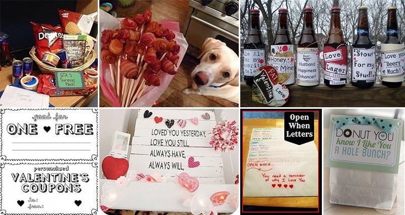Valentine'S Day Creative Gift Ideas  14 Creative DIY Valentine s Day Gift Ideas That Are Awesome