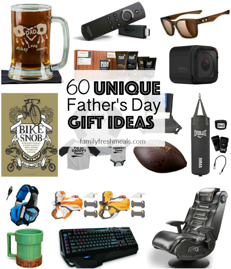 Valentine'S Day Creative Gift Ideas  60 Unique Father s Day Gift Ideas Family Fresh Meals
