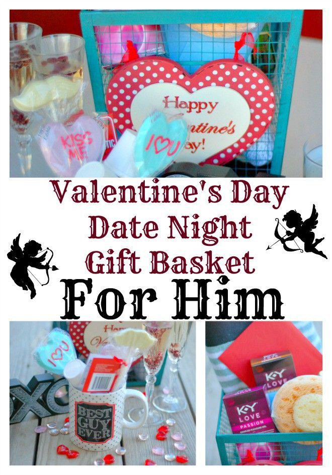 Valentine'S Day Gift Delivery Ideas  25 best ideas about Date night basket on Pinterest