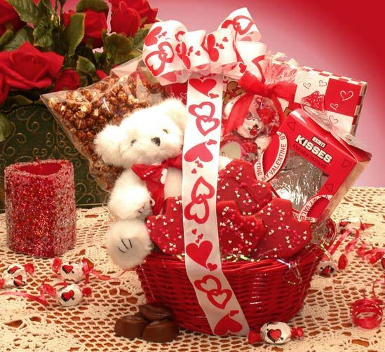 Valentine'S Day Gift Delivery Ideas  17 Best ideas about Valentine s Day Gift Baskets on
