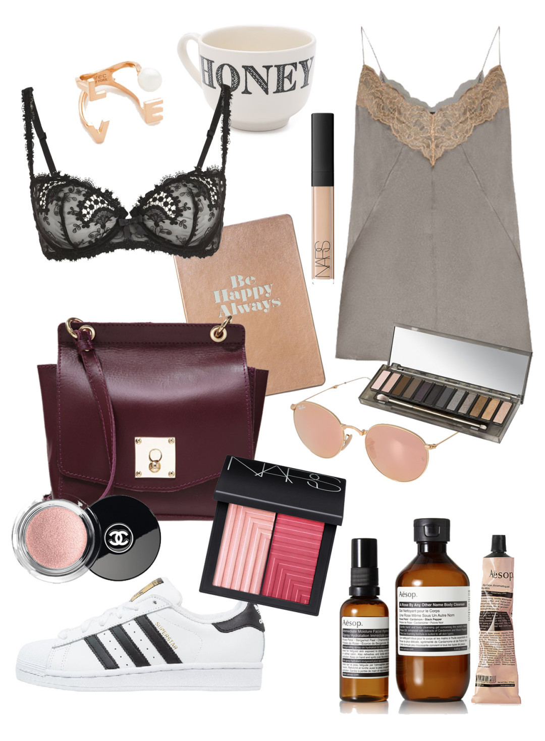 Valentine'S Day Gift Ideas For Her  Valentine s Day Gift Guide For Her & Him • The Fashion Cuisine