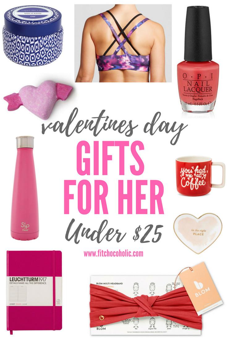 Valentine'S Day Gift Ideas For Her  Valentine s Day Gift Ideas For Her Under $25