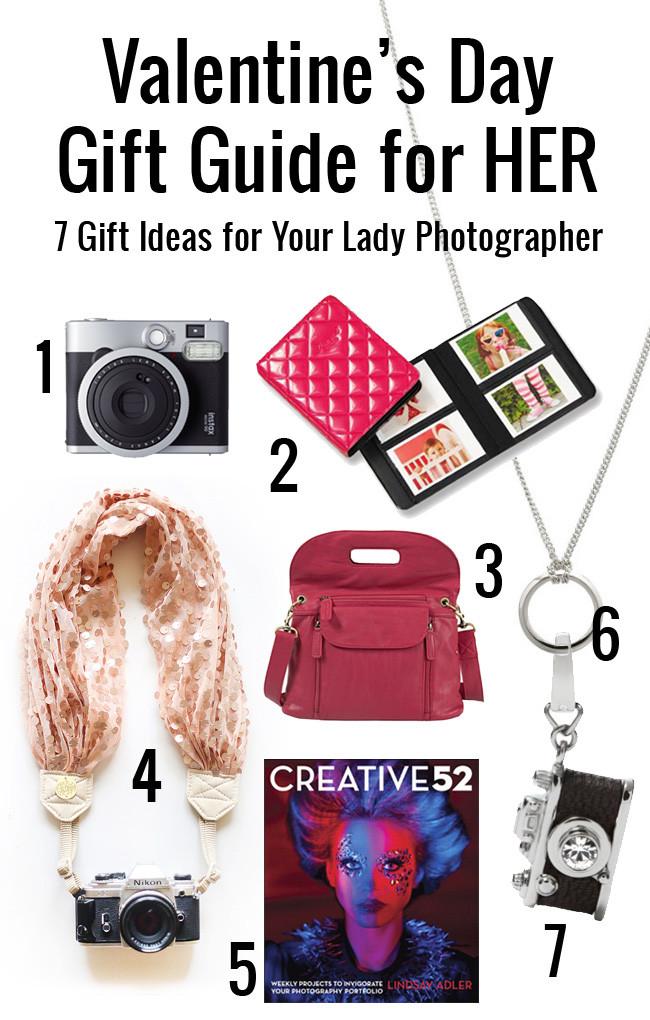 Valentine'S Day Gift Ideas For Her  Valentine's Day Gift Guide for HER 7 Gift Ideas for Your
