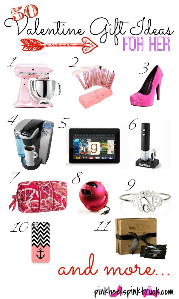 Valentine'S Day Gift Ideas For Her  108 best BEST OF VALENTINES images on Pinterest