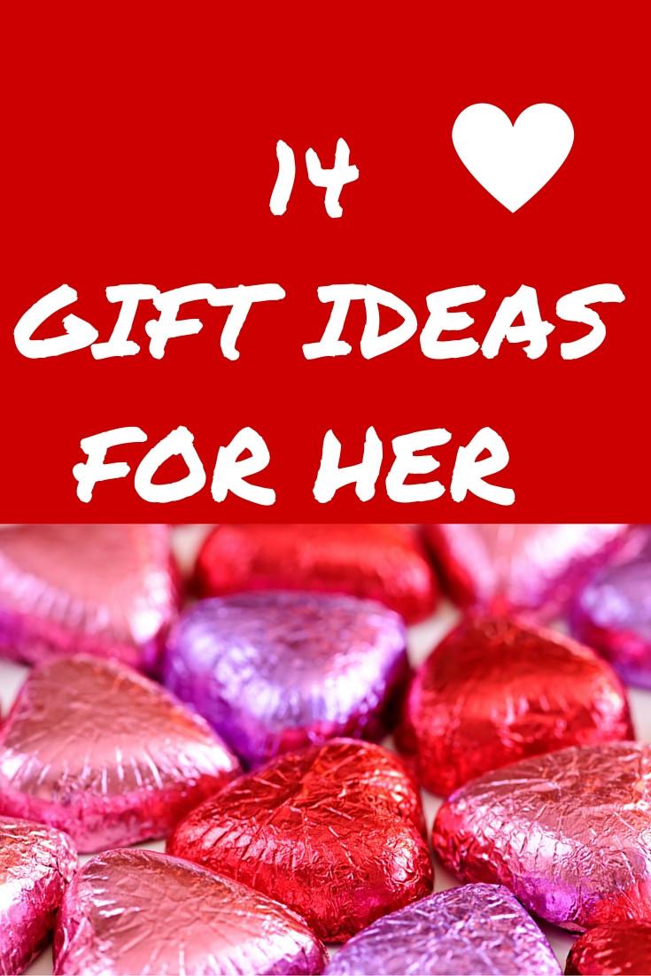 Valentine'S Day Gift Ideas For Her  14 Valentine s Day Gift ideas for her A Fresh Start on a