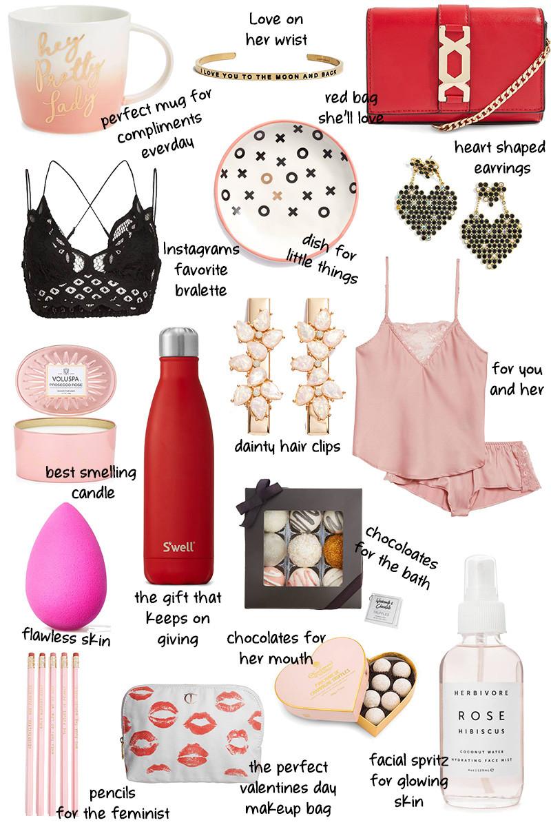 Valentine'S Day Gift Ideas For Her  Valentines Day Gift Ideas for Her Under $55 Citizens of