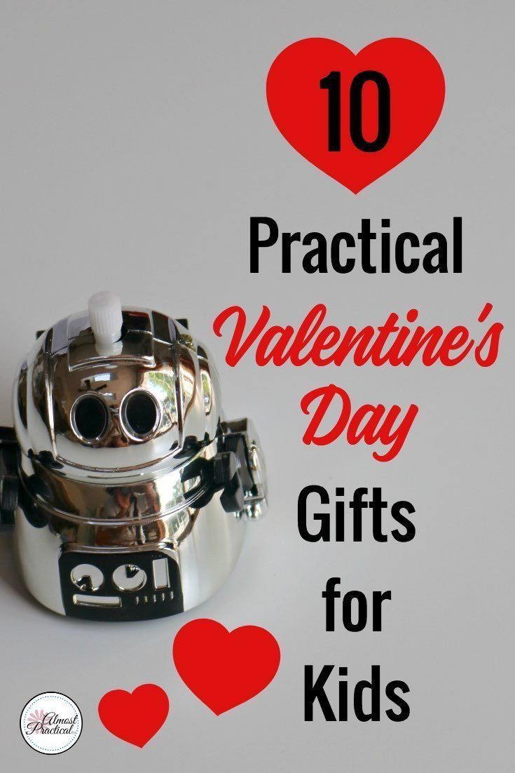 Valentine'S Day Gift Ideas For Kids  10 Practical Valentine s Day Gifts for Kids