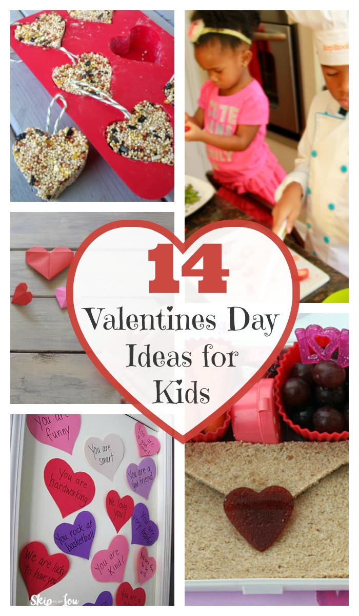Valentine'S Day Gift Ideas For Kids  14 Fun Ideas for Valentine s Day with Kids