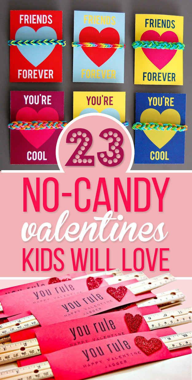 Valentine'S Day Gift Ideas For Kids  23 No Candy Valentines Kids Will Love Even More Than Sugar